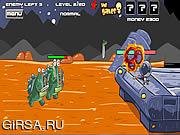 Флеш игра онлайн Война с пришельцами / Ultimate Gear War