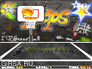 Флеш игра онлайн Ultimate Mega Hoops