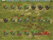 Флеш игры война танков