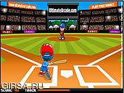 Флеш игра онлайн Окончательный Бейсбол