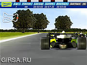 Флеш игра онлайн Ultimate Formula Racing