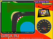 Флеш игра онлайн Типичный участвовать в гонке / Ultimate Racing