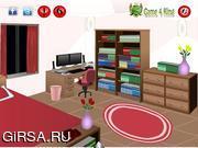 Флеш игра онлайн Ультрасовременная мебель
