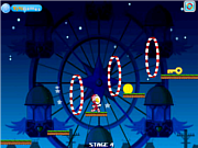 Флеш игра онлайн Ultraman Circus Troupe