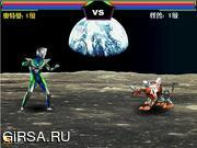 Флеш игра онлайн Ultraman Dijia Evolution
