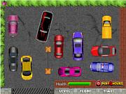 Флеш игра онлайн Unblock Police Cars