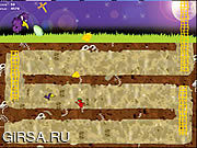 Флеш игра онлайн Underground