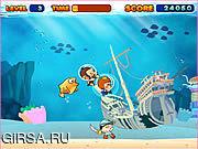 Флеш игра онлайн Under the Sea
