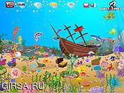 Флеш игра онлайн Подводной Жизни / UnderWater Life Span