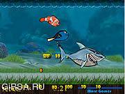 Флеш игра онлайн Underwater Racing