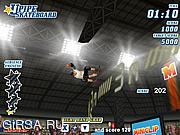 Флеш игра онлайн Скейтборд Upipe / Upipe Skateboard