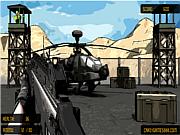 Флеш игра онлайн Городской бой / Urban Combat Shooter