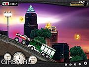 Флеш игра онлайн Urban Mayhem Truck