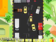 Флеш игра онлайн Сдача на права (США) / US Driving Test