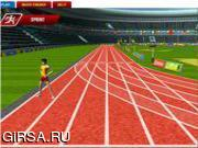 Флеш игра онлайн Usain Bolt Athletics
