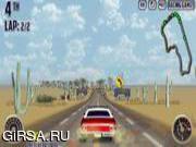 Флеш игра онлайн V8Muscle Cars