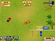 Флеш игра онлайн Места для отпуска / Vacation RV Parking