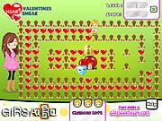 Флеш игра онлайн Влюбленные