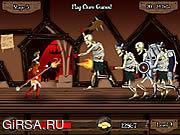Флеш игра онлайн Штурм свода / Vault Assault