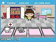 Флеш игра онлайн Ветеринар