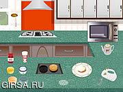 Флеш игра онлайн Как сделать Виктория сандвич / How to make Victoria Sandwich