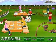 Флеш игра онлайн Village Bistro