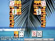 Флеш игра онлайн Пасьянс Ваикики / Waikiki Solitaire