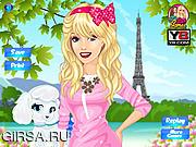 Флеш игра онлайн Walk in Paris