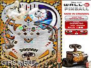 Флеш игра онлайн Валл-Пинбол