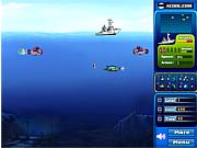 Флеш игра онлайн War Against Submarine 2