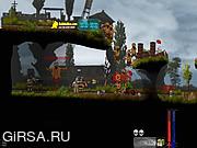 Флеш игра онлайн War Zomb: Avatar