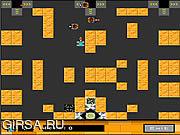 Флеш игра онлайн Война на блоке / War on the Block