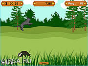 Флеш игра онлайн Warriors - Hunting