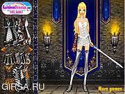 Флеш игра онлайн Warrior Princess