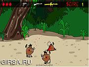 Флеш игра онлайн Ярость Warthog / Warthog Rampage