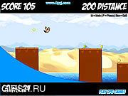 Флеш игра онлайн Волна Лука / Wave Lucha