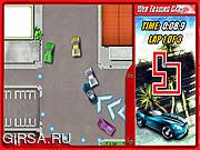 Флеш игра онлайн Гоньба автомобилей паутины торгуя / Web Trading Cars Chase