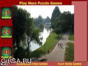 Флеш игра онлайн Головоломки на выходных / Weekends Jigsaw Puzzle