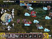 Флеш игра онлайн Werewolf Vampire War