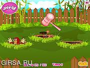 Флеш игра онлайн Колотите моль / Whack a Mole