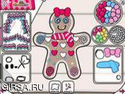 Флеш игра онлайн Кто съел мой пряник? / Who Ate My Gingerbread!