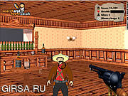 Флеш игра онлайн Wild Wild West Coin Fest