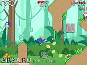 Флеш игра онлайн Дикий король / Wild King