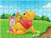 Флеш игра онлайн Винни-Пух головоломки / Winnie the Pooh Puzzle