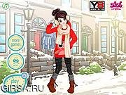 Флеш игра онлайн Зимняя страна чудес / Winter Wonderland