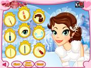Флеш игра онлайн Зимняя свадьба