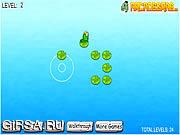 Флеш игра онлайн Witty Frog