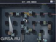 Флеш игра онлайн Россомаха - проникновение в Токио