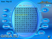 Флеш игра онлайн Поиск Gameplay слова - 55
