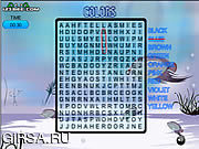 Флеш игра онлайн Поиск Gamepaly слова - 11 / Word Search Gamepaly - 11